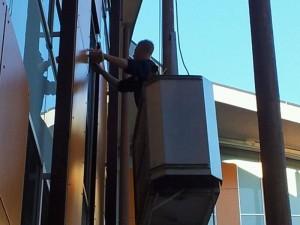 RCS Dienstverlening Glasbewassing Gevelinstallaties Almere