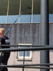 RCS Dienstverlening Glasbewassing Telescoopbewassing Almere